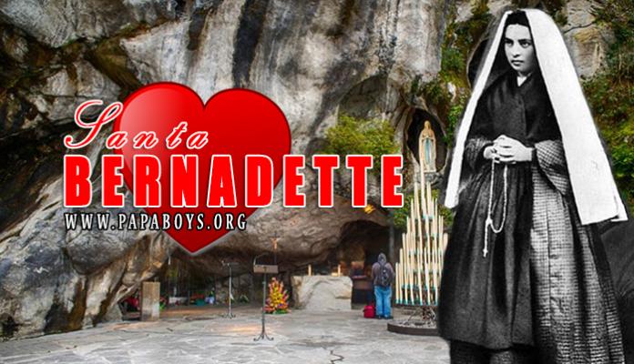 Santa Bernadette