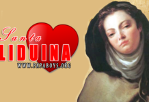Santa Liduina