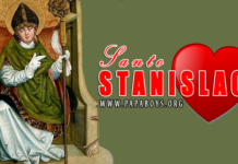 Santo Stanislao Vescovo e martire