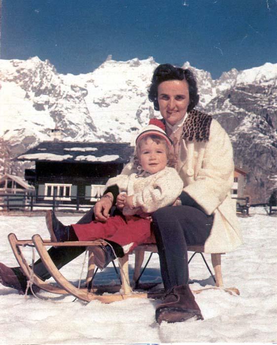 Santa Gianna Berretta Molla, Madre di famiglia