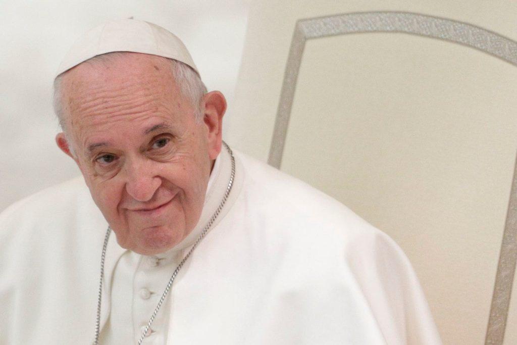 papa donne udienza