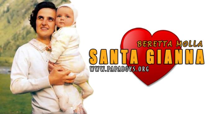 Santa Gianna Beretta Molla