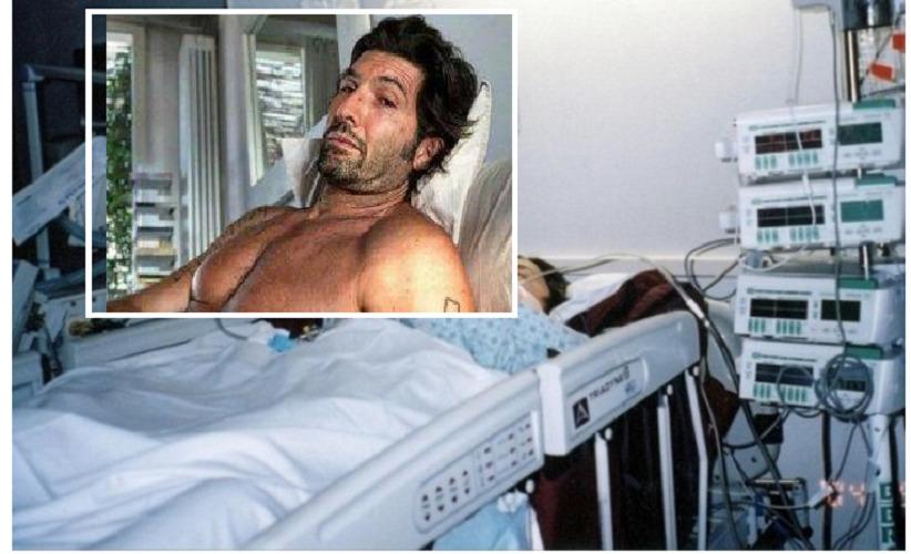 Walter Nudo ricoverato d'urgenza a Los Angeles per un malore