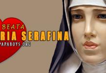 Beata Maria Serafina