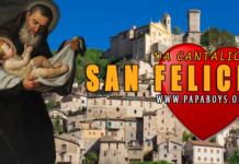 San Felice da Cantalice (Cappuccino e mistico)