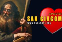 San Giacomo il Minore Apostolo