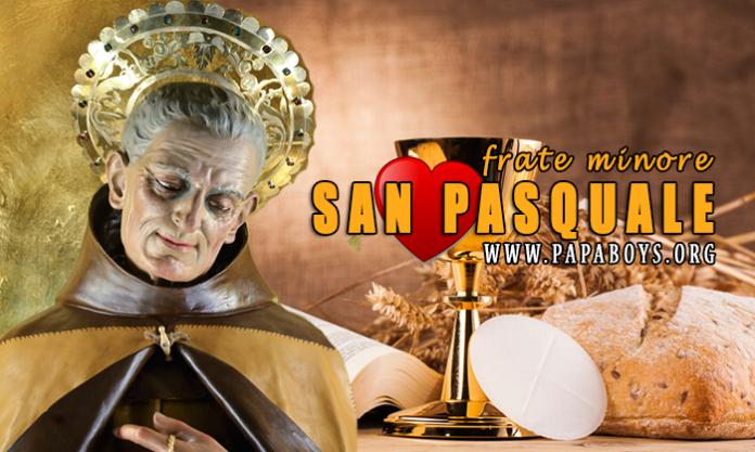 San Pasquale Baylon, Frate minore