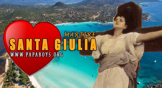 Il Santo di oggi 22 Maggio 2019 Santa Giulia, Martire