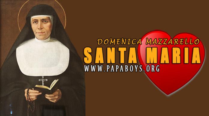 Santa Maria Domenica Mazzarello
