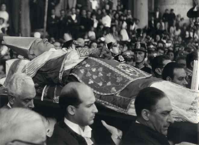 morte di giovani XXIII