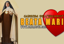 Beata Maria Candida dell'Eucaristia