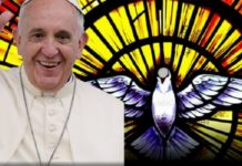 Holy-Spirit-dove-with-Pope-Francis