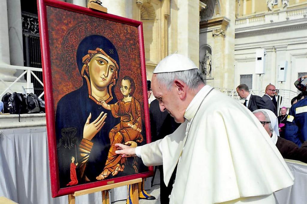 Beata Vergine Maria Madre della Chiesa