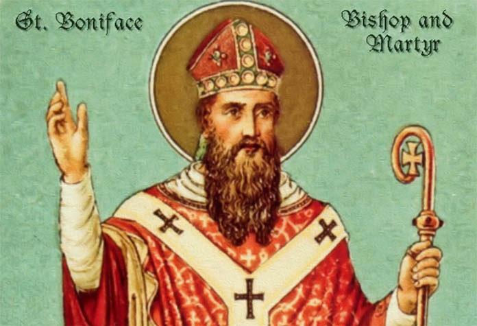 San Bonifacio Vescovo