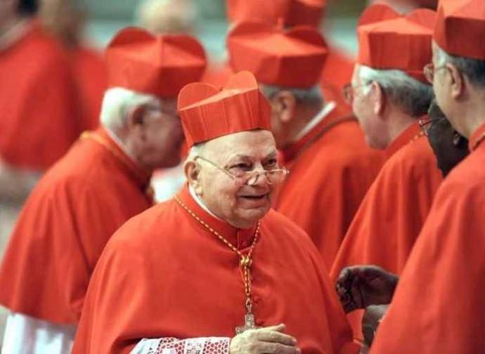 cardinale Sgreccia