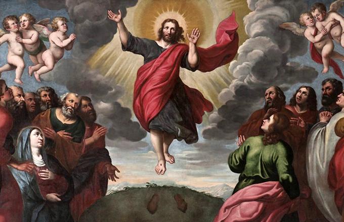 Ascensione del Signore nostro Gesù Cristo.