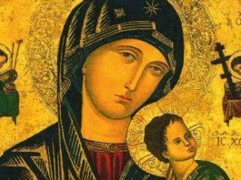 Novena alla Madonna del Perpetuo Soccorso – 1° giorno
