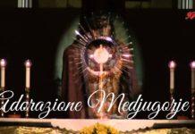 adorazione medjugorje 9 giugno 2019