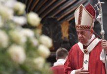 papa francesco 29 giugno 2019