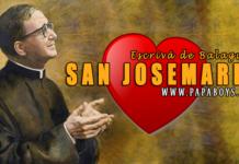 San Josemaria Escrivá de Balaguer (Fondatore)
