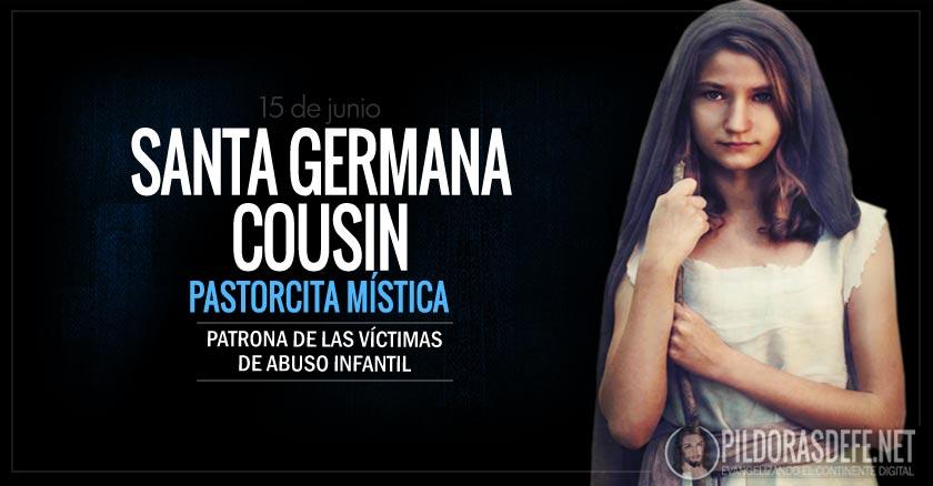 Santa Germana Cousin