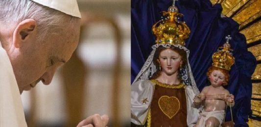 Madonna-del-Carmelo-papaFrancesco