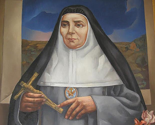 Beata Maria Anna Mogas Fontcuberta (Fondatrice)
