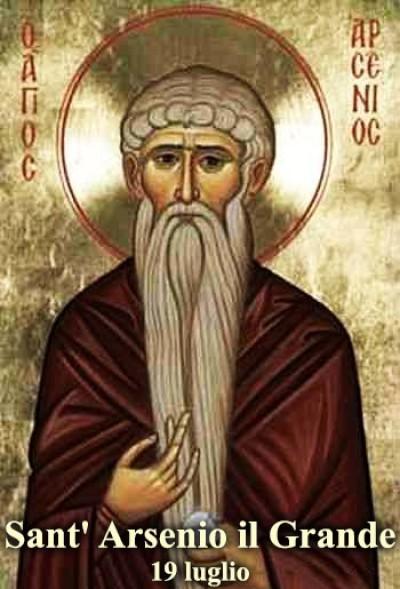 Sant'Arsenio il Grande