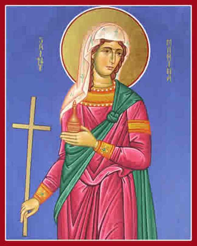 Santa Marta (Madre di San Simeone)