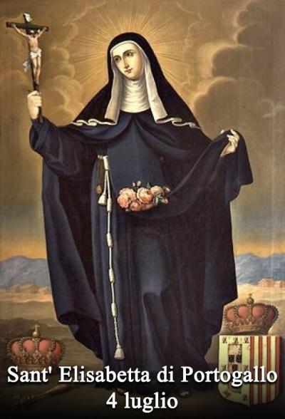 Sant' Elisabetta di Portogallo Regina