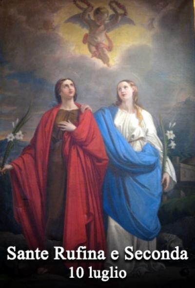 Sante Rufina e Seconda