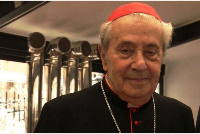 cardinale silvestrini morto
