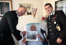 Giovanni Quarisa finisce 110 anni