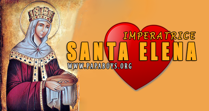 Il Santo di oggi, domenica 18 Agosto 2019, Santa Elena Madre di ...