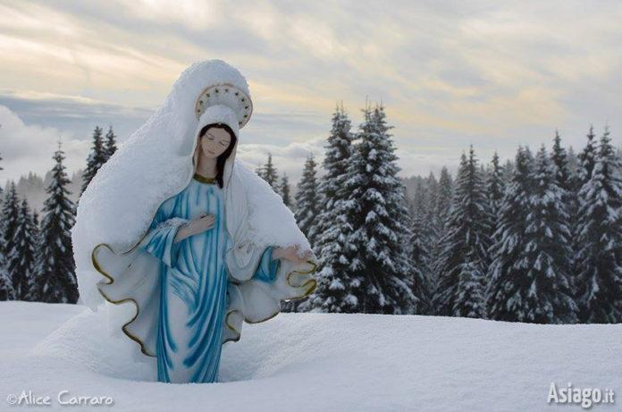 5 agosto madonna della neve supplica e preghiera