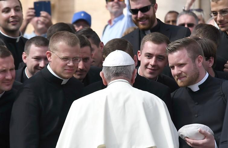 papa seminaristi 28 agosto