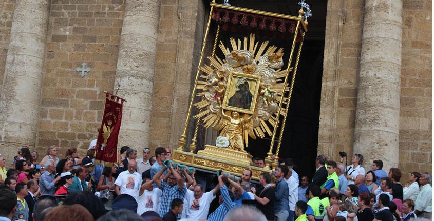 Madonna dell'Alemanna di Gela