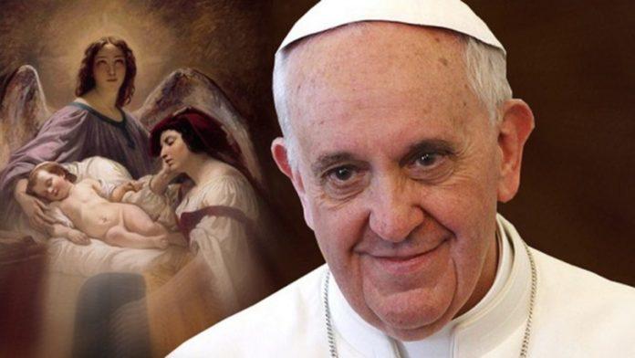 triduo papa francesco angeli custodi
