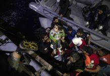migranti salvati oggi egeo