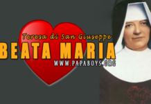 Beata Maria Teresa di San Giuseppe