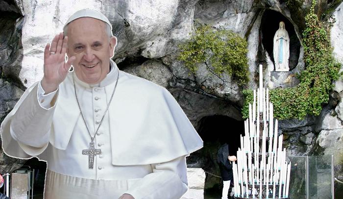 Madonna di Lourdes mi affido a Te! Preghiera della sera 18 Ottobre 2019