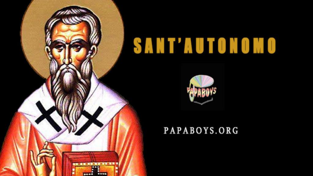 Sant'Autonomo