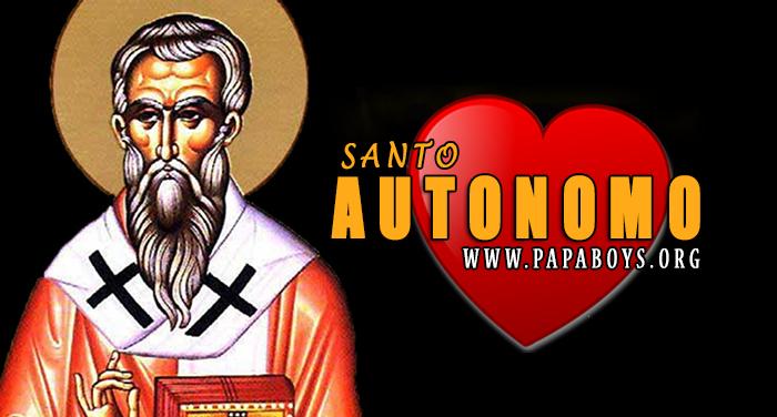 Il Santo di oggi 12 Settembre 2019 Sant'Autonomo, Vescovo e martire