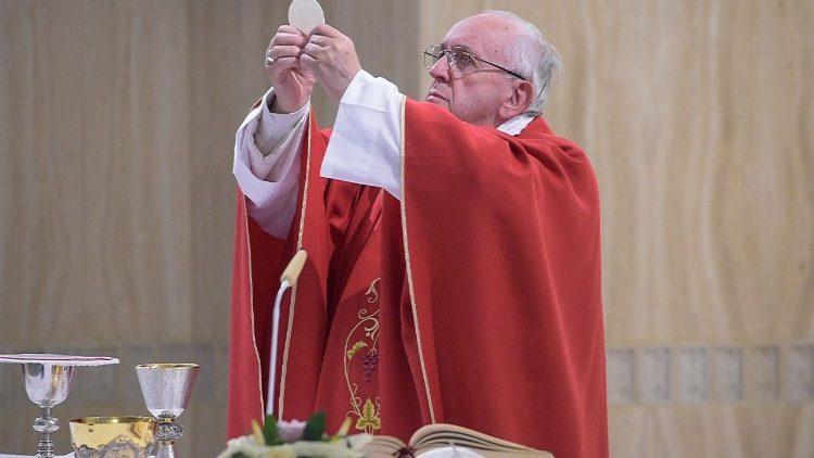 Papa Francesco 16 settembre 2019