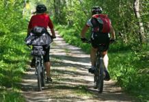 In bici sulla via di San Francesco