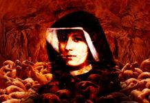viaggio nell'inferno di santa faustina