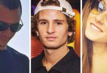 Giulio Nali, di 28 anni, di Occhiobello; Manuel Signorini, 23 anni, di Salara (Rovigo); Miriam Berselli, 21 anni di Ferrara.