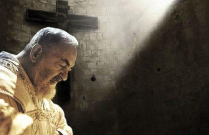 preghiera padre pio ogni giorno