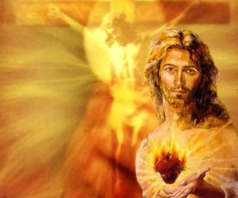 preghiera sacro cuore gesù per la famiglia
