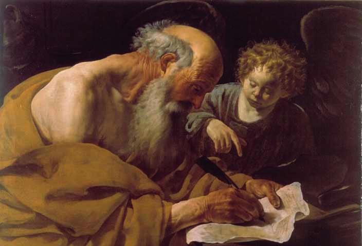 San Matteo Apostolo ed Evangelista